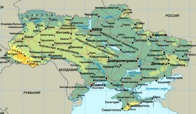 Карта Украины для iGO8 от TeleAtlas 2008.04. - Карты для ...: http://avto-pdd.ru/load/58-1-0-183